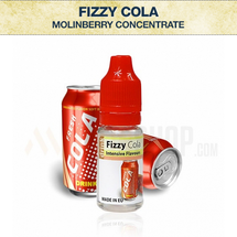 Molinberry Fizzy Cola Concentrate