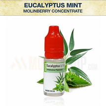 Molinberry Eucalyptus & Mint Concentrate
