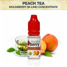 Molinberry Peach Tea (M-Line) Concentrate