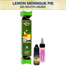 Big Mouth Lemon Meringue Pie Concentrate
