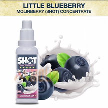 Molinberry (SHOT) Little Blueberry Concentrate