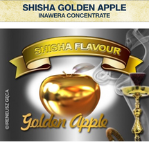 Inawera Shisha Golden Apple Concentrate
