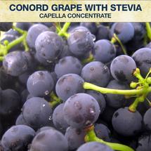 Capella Concord Grape With Stevia Concentrate
