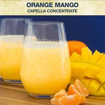 Capella Orange Mango Concentrate