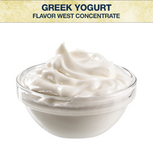 Flavor West Greek Yogurt Concentrate