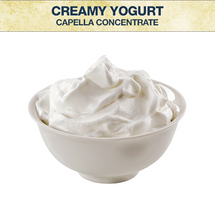 Capella Creamy Yogurt Concentrate