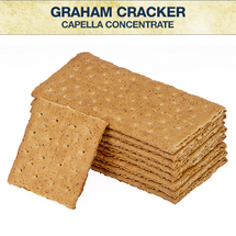 Capella Graham Cracker Concentrate