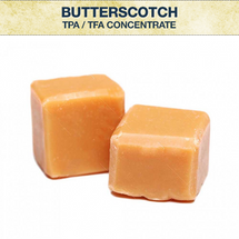 TPA / TFA Butterscotch Concentrate