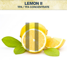 TPA / TFA Lemon II Concentrate