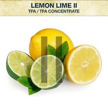 TPA / TFA Lemon Lime II Concentrate