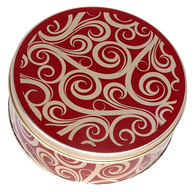 Golden Swirl Tin