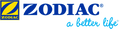 Zodiac/Polaris | Cleaning Head, Zodiac Polaris, w/o Nozzle, Blue | 3-9-504