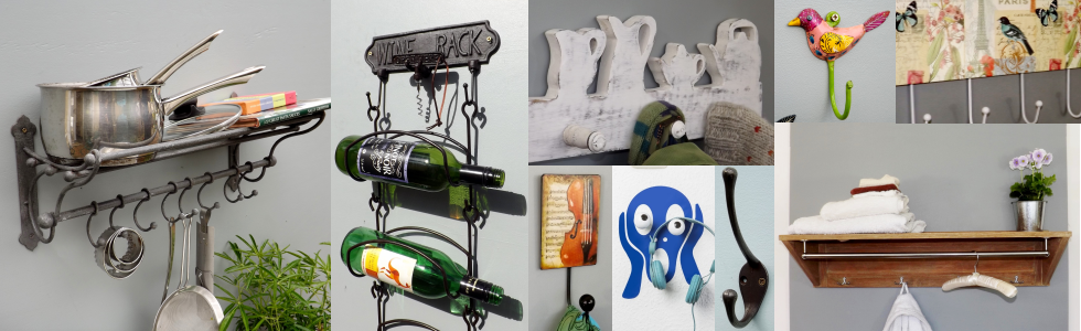 Decorative Coat Racks And Wall Hooks By Love Hooks