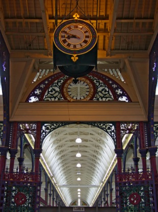 Picture-of-Smithfield-Market-Clock