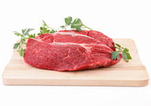 Cut Out The Supermarket - Buy Premium Veal Rump Steaks From Smithfield Market