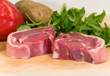 Cut Out The Supermarket - Buy Premium Lamb Loin Chops From Smithfield Market