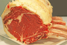 Cut Out The Supermarket - Buy Premium Beef Forerib From Smithfield Market