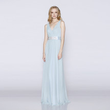 Jadore J3040 Aria Dress In Dove By Les Demoiselle