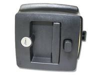 Camper Door Lock (Black)
