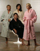 Cozy Faux Adult Robe