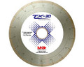 "TX-30  MK Diamond Saw Blades 10"" x .060 x 1"" - Porcelain Tile"