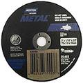 "Norton Cut-Off Wheel 3"" x 1/16"" x 3/8"" - Metal Cutting (Pack of 25)"
