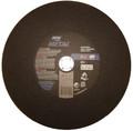 "Norton Cut-Off Wheel 14"" x 3/32"" x 1"" - Metal Cutting (Pack of 10)"