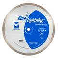 "Blue Lightning Diamond Saw Blades 10"" x .060 x 5/8"""