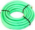 "Water Hose Continental ContiTech Industrial 1"" x 75' Green Pliovic PVC - USA"