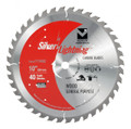 "Silver Lightning Wood Cutting Saw Blades 10"" x 5/8"" x 40T - 711002"