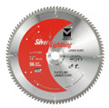 "Silver Lightning Wood Cutting Saw Blades 12"" x 1"", 5/8 x 96T - 711203"