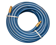 "Air Hoses Goodyear Pliovic PVC BLUE 300# 3/8"" x 100' - USA"
