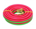 "Welding Hoses Goodyear Twin-Line RED/GREEN 1/4"" x 50' - USA"