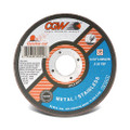 "CGW Quickie Cut Reinforced Cut-Off Wheel - 4-1/2"" x .045 x 7/8"" Rigid"