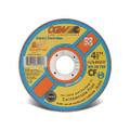"CGW Quickie Cut Reinforced Cut-Off Wheel - 4-1/2"" x .045 x 7/8 Rigid - Contaminate-Free"
