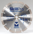 "SkillPro Diamond Saw Blade 14"" x .120 x 1"", 20mm DPH (Pack of 10)"
