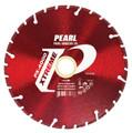 "Pearl 14"" x .125 x 1"", 20mm Xtreme PX-4000 Diamond Saw Blade"