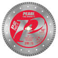 "Pearl 10"" x .095 x 7/8"",DIA, 5/8"" Pearl P2 PRO-V Turbo Blade"