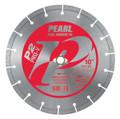 "10"" x .095 x 7/8"",DIA, 5/8"" Pearl P2 PRO-V  Segmented Diamond Blade"
