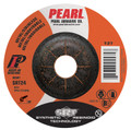"Pearl SRT 4-1/2"" x 1/4"" x 7/8"" Depressed Center Grinding Wheel (Pack of 25)"
