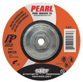 "Pearl SRT 5"" x 1/4"" x 5/8""-11 Depressed Center Grinding Wheel (Pack of 10)"