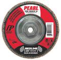 "Pearl RedLine 4-1/2"" x 5/8""-11 CBT T27 Flap Disc - 80 GRIT (Pack of 10)"