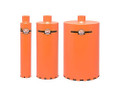 "MK-ORANGE  MK Diamond Premium Core Bit 4 ½"" x 1 ¼""-7"