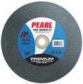 "Pearl 10"" x 1"" x 1-1/4"" A24 GRIT - Bench Grinding Wheel"