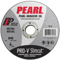 "5"" x .040 x 7/8""  Pearl PRO-V Type 1Cut-Off Wheels (Pack of 25)"