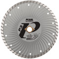 "Pearl 4 1/2"" x .080 x 7/8 - 5/8"" P3 Waved Core Turbo Diamond Blade"