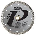 "Pearl 10"" x .080 x DIA - 5/8"" P3  Flat Core Turbo Blade"