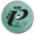 "Pearl 14"" x .125 x 20mm P4 Turbo Blade - Hi Speed"