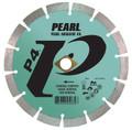 "Pearl 8"" x .080 x DIA - 5/8""  P4 Segmented Diamond Blade"