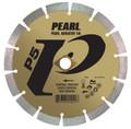 "Pearl 4 1/2"" x .080 x 7/8 - 5/8""  P5 Segmented Diamond Blade"